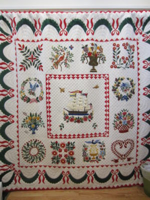 Baltimore Album Quilt With Sandy Reynolds