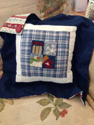 Quilt class with Kathy Anderson