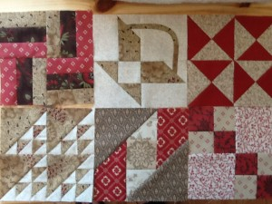 Farmers Wife Block of the Month Quilt