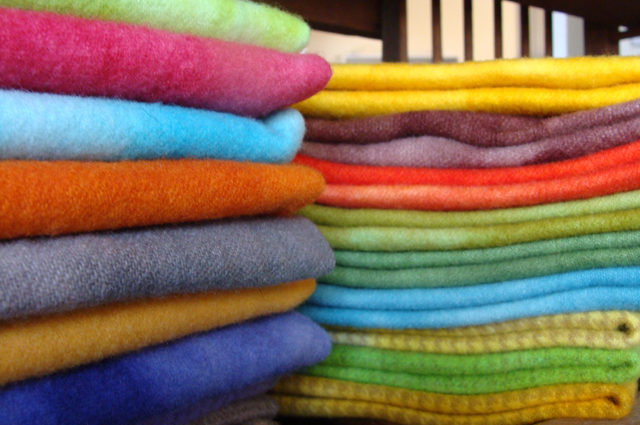 felted fabric
