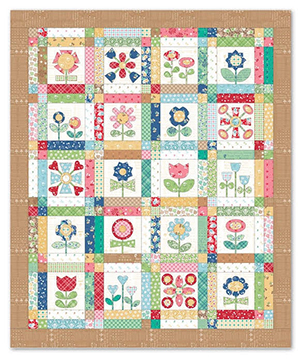 Bloom Quilt Along