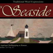 Seaside Wool Applique