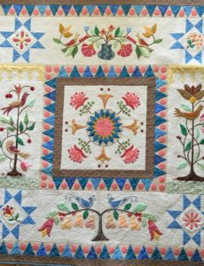 Learn to appliqué with Sandy Reynolds