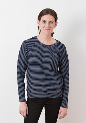 Linden Sweatshirt by Grainline