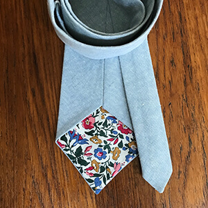 Learn how to sew a necktie class