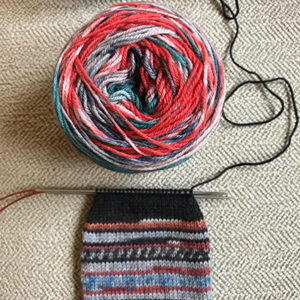 Learn how to knit socks