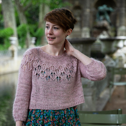 Knit Along Love Notes Sweater