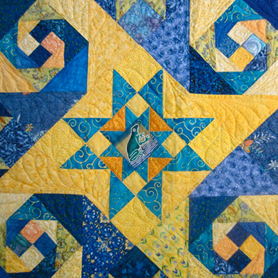 Learn how to design a quilt