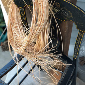 Learn chair caning